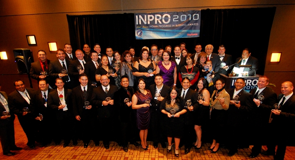 2010 InPro & NCAIED 40 under 40 award recepients